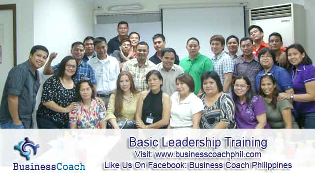 Basic Leadership Training (2)