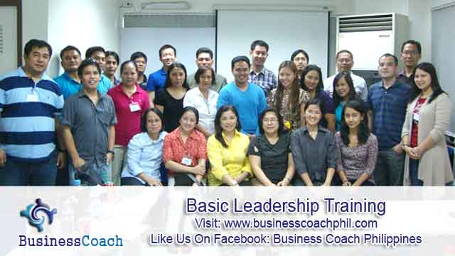 Basic Leadership Training (3)