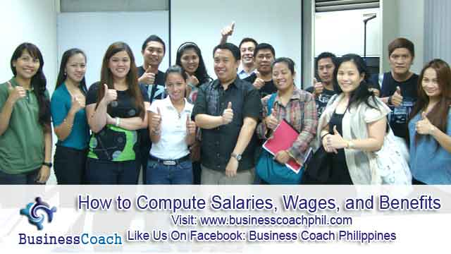 How to Compute Salaries, Wages, and Benefits (2)