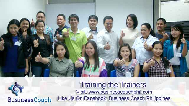 Training the Trainers (2)