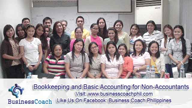 Bookkeeping and Basic Accounting for Non-Accountants (1)