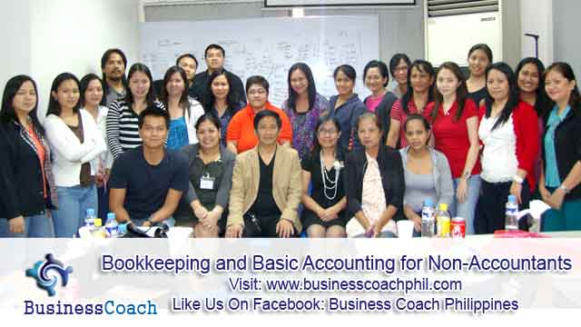 Bookkeeping and Basic Accounting for Non-Accountants (2)