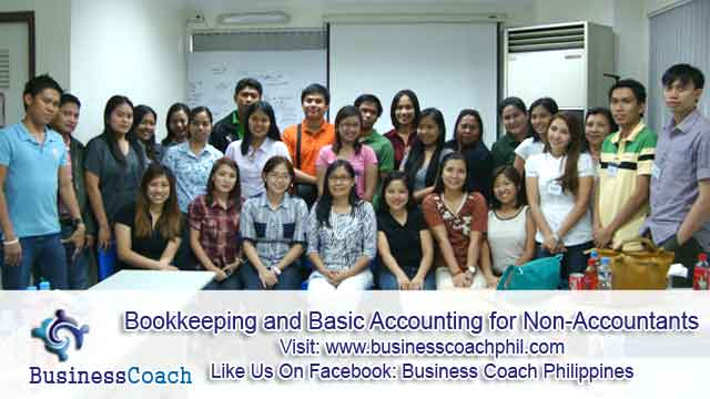 Bookkeeping and Basic Accounting for Non-Accountants (3)