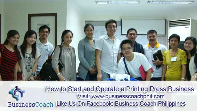 How to Start and Operate a Printing Press Business (2)