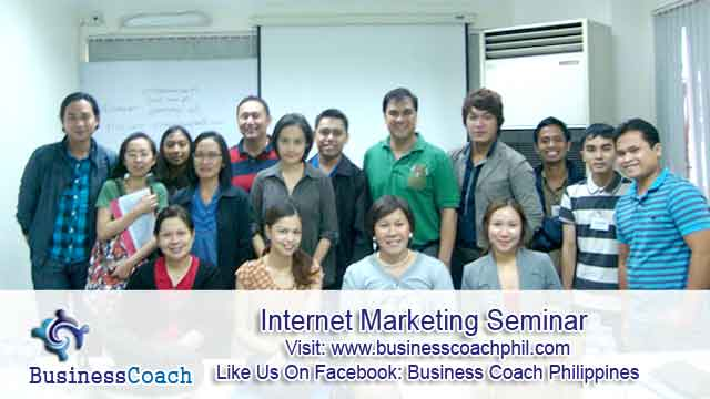 Internet Marketing Seminar (2)