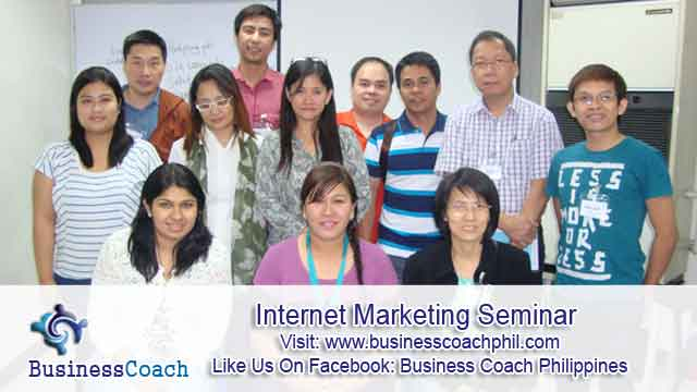 Internet Marketing Seminar (3)