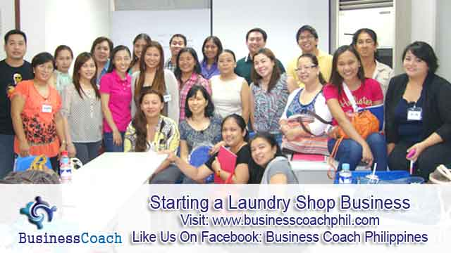 Starting a Laundry Shop Business (2)