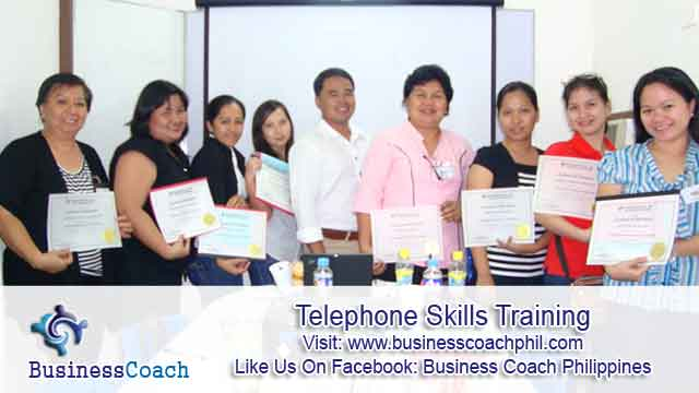 Telephone Skills Training » Business Seminars by