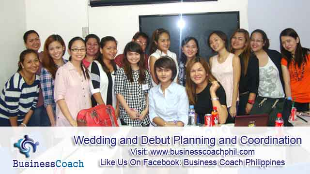 Wedding and Debut Planning and Coordination (2)