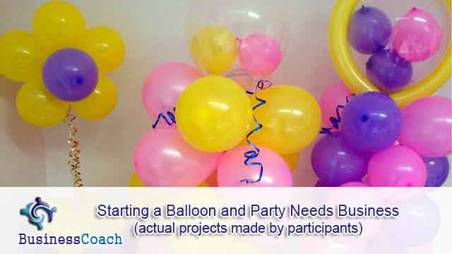 balloon and party needs business 2