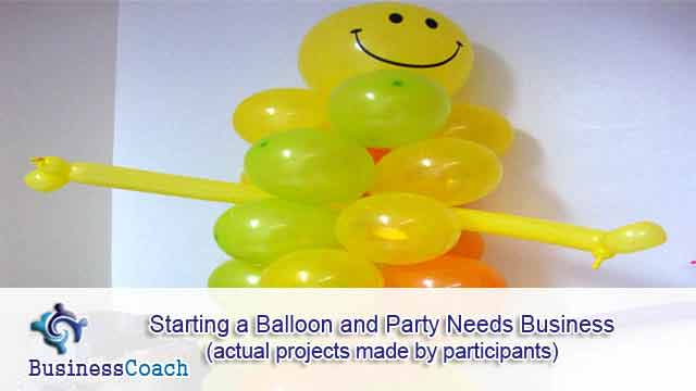 balloon and party needs business 5