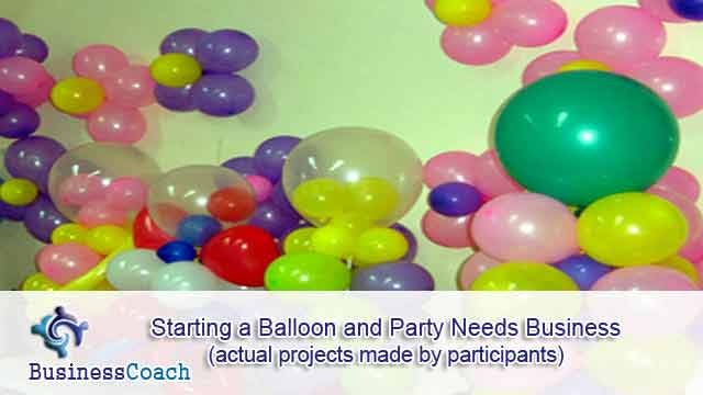 balloon and party needs business 6