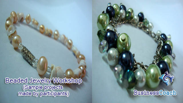 how to make elegant beaded jewelry business seminars by