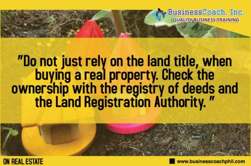 How to Buy and Sell Real Estate Properties in the Philippines