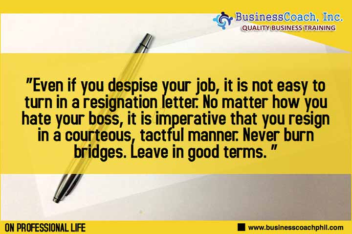 i resign how to quit your job professionally - How To Resign From A Job Reasons For Job Resignation