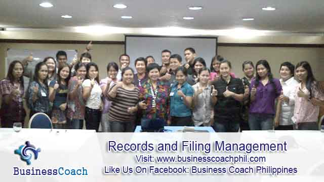 Records and Filing Management  (3)