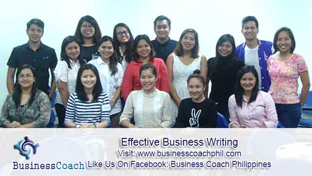 Effective Business Writing (2)