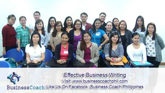 Effective Business Writing (3)