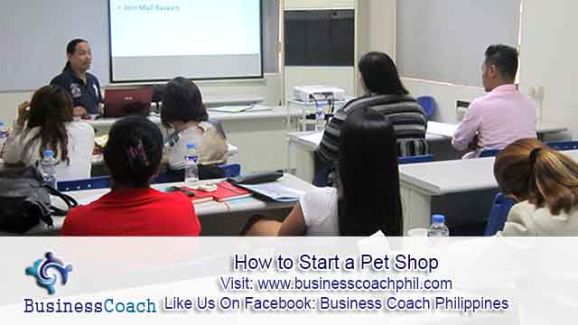 How to Start a Pet Shop