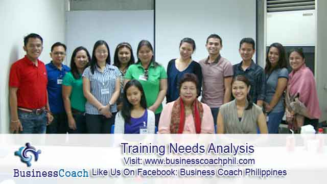 Training Needs Analysis  (3)