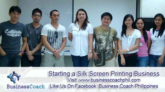 Starting a Silk Screen Printing Business (1)
