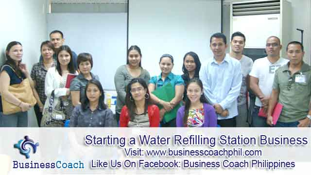 Starting a Water Refilling Station Business  (1)
