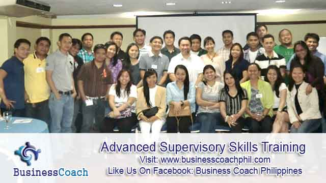 Advanced Supervisory Skills Training (2)