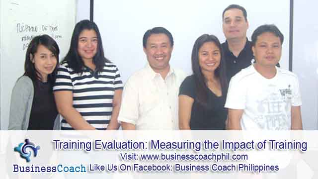 Training Evaluation Measuring The Impact Of Training  Business
