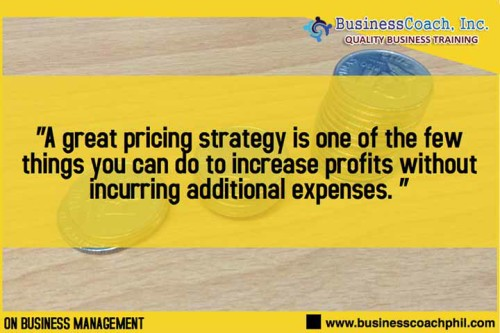Pricing Tips to Improve Profits