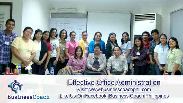 Effective Office Administration (1)
