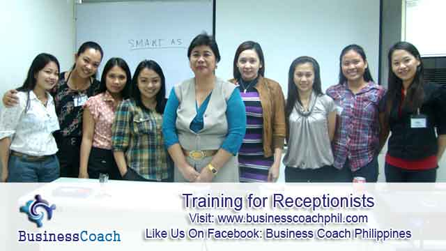 Training for Receptionists (1)