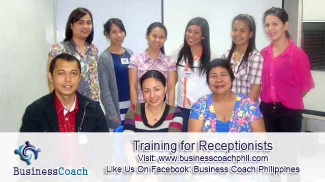 Training for Receptionists (2)