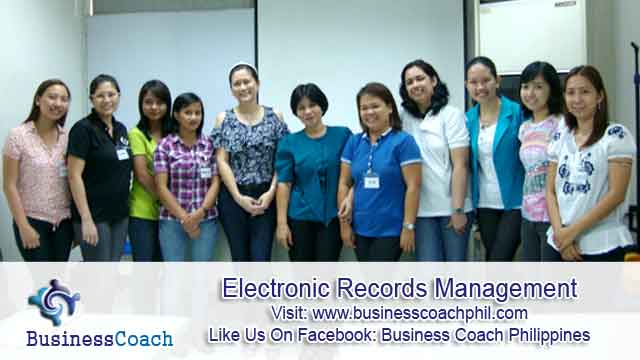 Electronic Records Management (2)