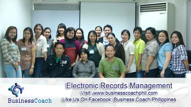 Electronic Records Management (3)