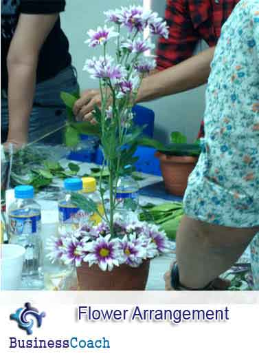 flower arrangement seminar (6)