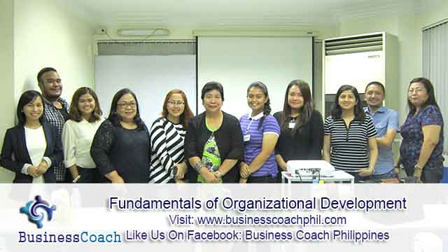 Fundamentals of Organizational Development (2)
