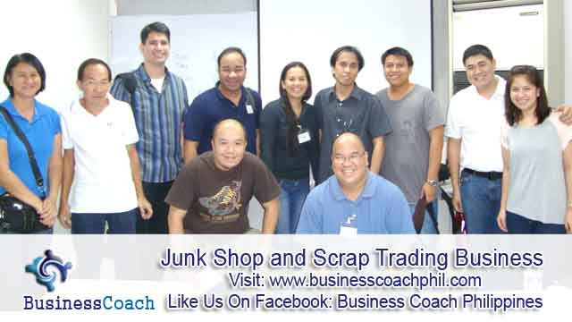 Starting a Junk Shop and Scrap Trading Business (2)