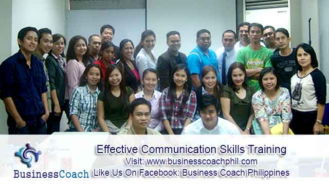 Effective Communication Skills Training (3)