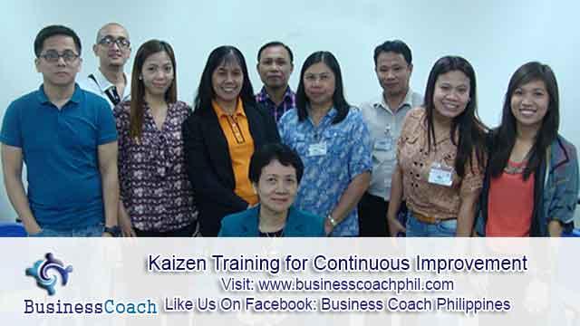 Kaizen Training for Continuous Improvement