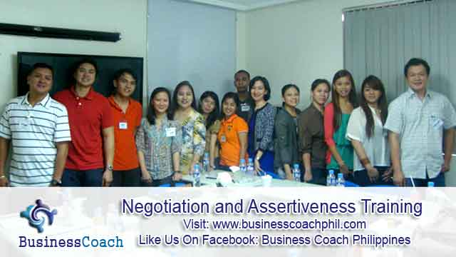 Negotiation and Assertiveness Training