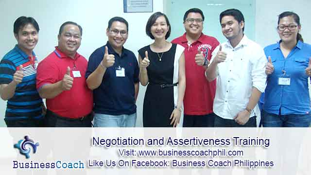 Negotiation and Assertiveness Training (2)