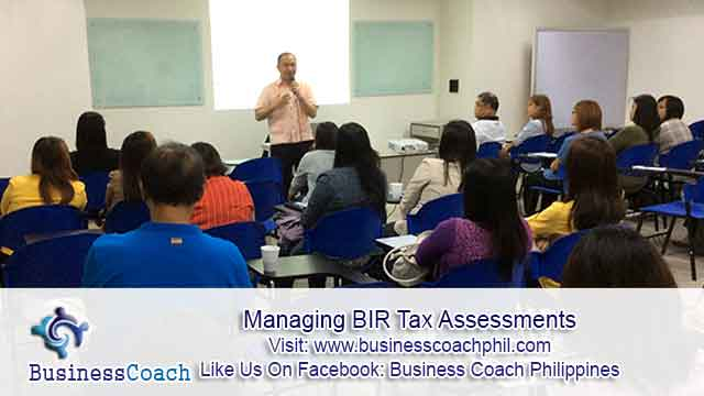 Managing BIR Tax Assessments (1)