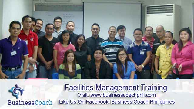 Seminars for facility managers