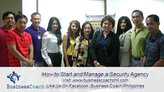 How to Start and Manage a Security Agency (1)