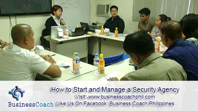 How to Start and Manage a Security Agency (2)