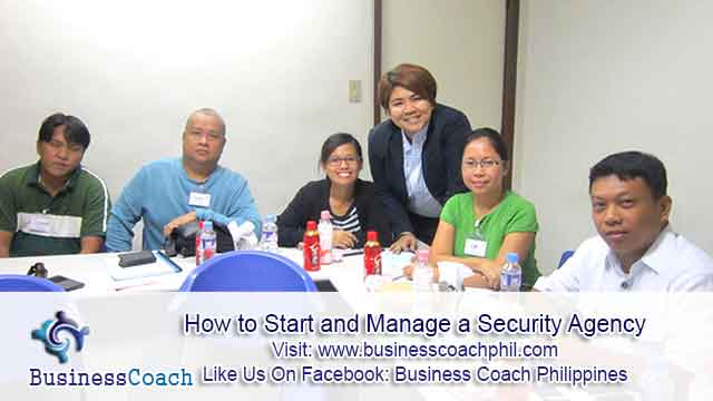 How to Start and Manage a Security Agency (3)