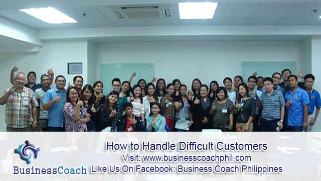 How to Handle Difficult Customers (2)