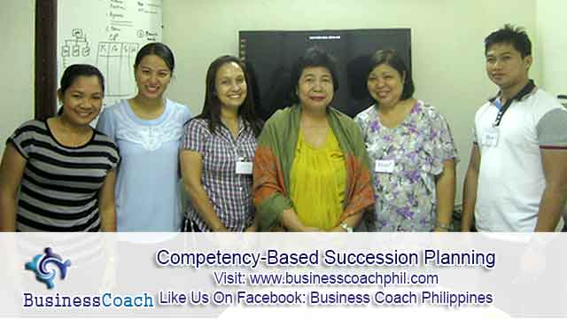 Competency-Based Succession Planning