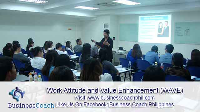 Work Attitude and Value Enhancement (1)