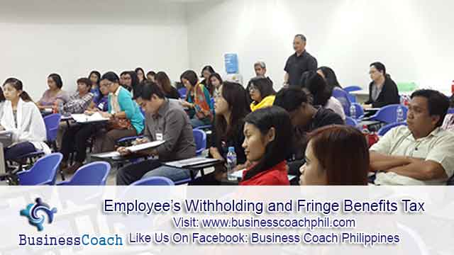 Employee's Withholding and Fringe Benefits Tax (2)
